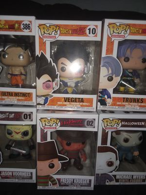 Funko pop.. for Sale in Austin, TX