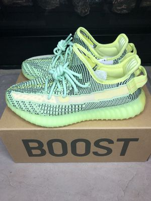 Adidas Yeezy Boost 350 V2 Yeezreel Non-Reflective Size 7 100% AUTHENTIC for Sale in Upper Marlboro, MD