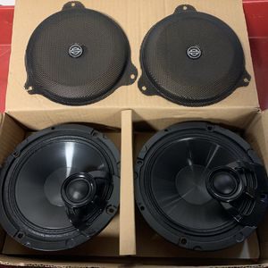 H-D Boom Audio stage 1 fairing speakers for Sale in Auburndale, FL