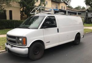 2001 Chevy Express 1500 converted Camper Van for Sale in Orlando, FL