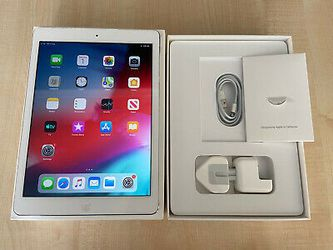 "Apple iPad Air-2// iCloud Unlocked (Wi-Fi ONLY Internet access) Usable with Wi-Fi ""as like nEW"" for Sale in Springfield,  VA"
