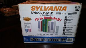 Sylvania DVD/CD Player for Sale in Houston, TX