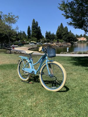 "Beautiful new beach 🏖 cruiser deluxe ladies 26"" women's girls bike bicycle for Sale in Chula Vista, CA"