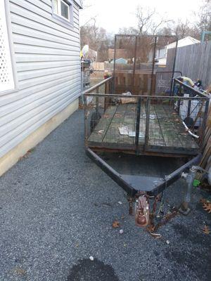 Utility trailer $850 obo for Sale in East Greenwich, RI