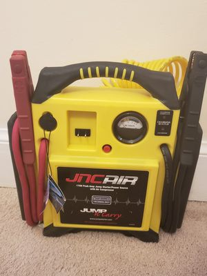 Jump and air starter for Sale in Reston, VA