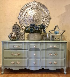 Gorgeous French Provenial Desk/night stand for Sale in Scottsdale, AZ