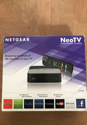 Netgear NeoTV 300 for Sale in Grand Rapids, MI