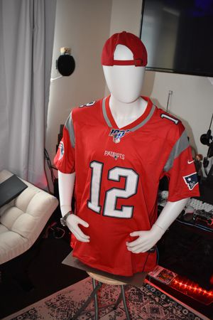 Patriots 100th Anniversary jerseys all sizes small medium large XLarge 2XL 3XL .best Christmas gift ever. Time is running out ship to your house im1- for Sale in Boston, MA