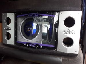 Pair of 10 inch Boss Ripper 700W Subwoofers for Sale in San Antonio, TX