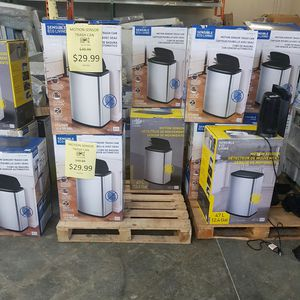 47L Motion Sensor Trash Can Stainless Steel for Sale in Ontario, CA