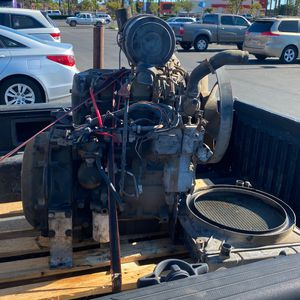 2004 Lombardini Ldw 1603......3 Cyl Diesel Engine 40hp for Sale in Valley Center, CA