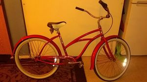 Electra Bicycle Co., Hawaii, Beach Cruiser, Bike, Red for Sale in Las Vegas, NV