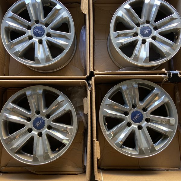 "F-150 OEM Wheels 17"""