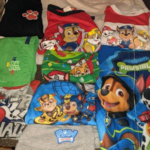 Paw Patrol 2T-4T Kids Clothes Lot for Sale in Indianapolis, IN