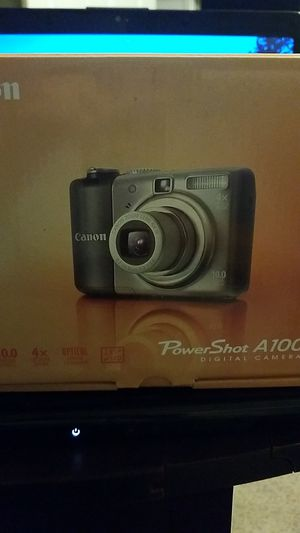 Canon A1000IS digital camera for Sale in McKinleyville, CA