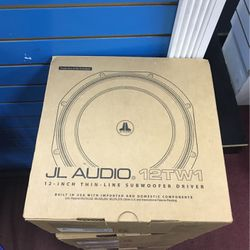 Jl Audio 12tw1 On Sale Today! for Sale in Los Angeles,  CA