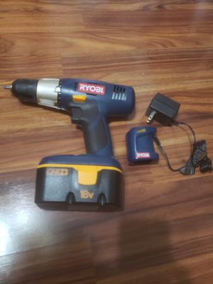 18v drill for Sale in St. Petersburg, FL