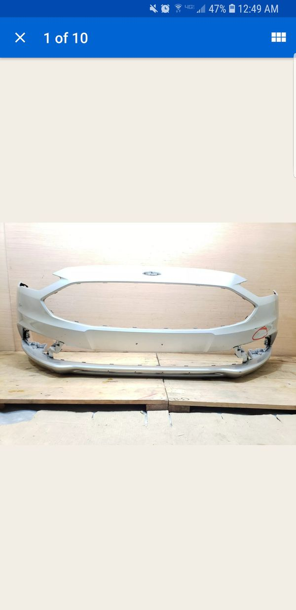 2017 2018 FORD FUSION FRONT BUMPER COVER OEM ORIGINAL