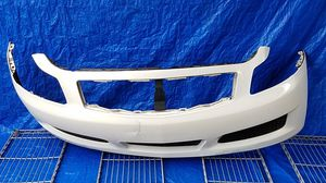 2007 2008 2009 INFINITI G35 G37 FRONT BUMPER COVER WHITE for Sale in Fort Lauderdale, FL