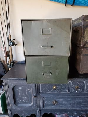 Old military draw set for Sale in Norman, OK