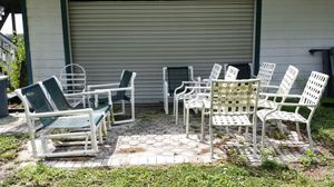 Patio furniture for Sale in Dover, FL