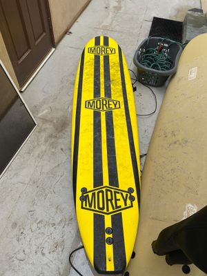 Morey surfboard 8ft for Sale in Upland, CA