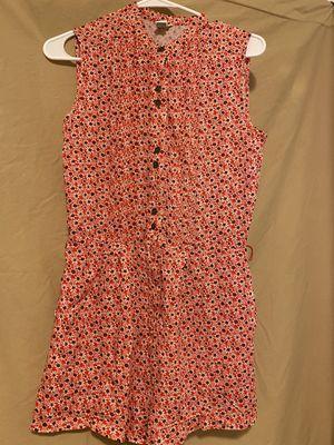 F21 floral Short jumpsuit for Sale in Missoula, MT