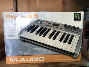 M Audio 25 keyboard Firm on price for Sale in Kennewick, WA