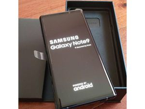 Samsung Galaxy Note 9 for Sale in Silver Spring, MD