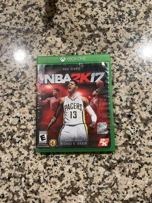 NBA 2k17 for Sale in Selma, NC