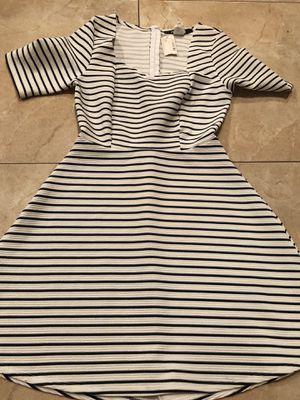Black & White Heart Shaped Flowy Dress for Sale in Garden Grove, CA