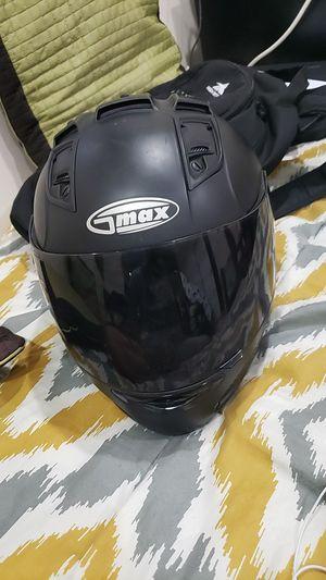 GMAX motorcycle helmet for Sale in West Springfield, VA