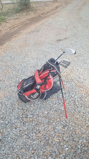 Kids golf clubs for Sale in Great Falls, VA