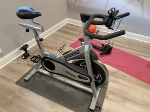 Spinning brand Spin Bike. Like new! for Sale in Boca Raton, FL