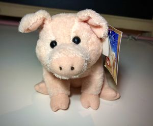 Charlotte's web Wilbur beanie baby for Sale in Westland, MI