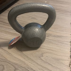 15 lb Kettlebell for Sale in Decatur, GA