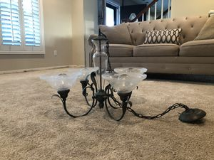 Chandelier & Entry Ceiling Mount Light for Sale in Land O Lakes, FL
