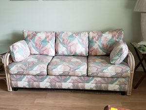 Sleeper Sofa and End Tables for Sale in Dunedin, FL