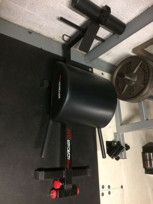 GHD(floor)(glute hamstring developer) for Sale in Pittsburgh, PA