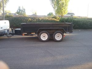 2016 5x10 dump trailer for Sale in Vancouver, WA