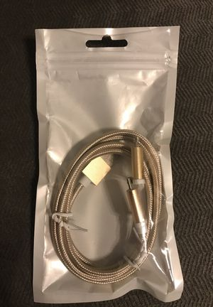 iPhone/Android charger for Sale in Durham, NC