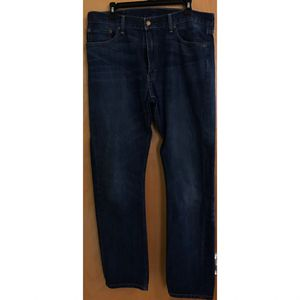 Levi's 513 Jeans | Slim Straight Stretch Fit (Size 36x34) for Sale in Austin, TX