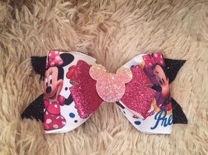 Minnie Mouse bow for Sale in Ocoee, FL