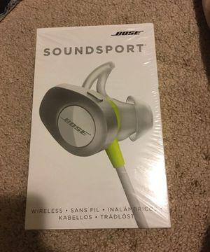 Bose SoundSport Wireless headset for Sale in Lincolnia, VA