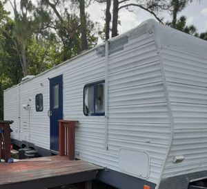 31' 2 bedroom 2007 Terry Rv for sale or trade for Sale in Kissimmee, FL