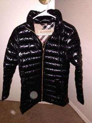 Burberry Women's Puff Coat fits size small for Sale in San Francisco, CA