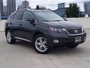 2011 Lexus RX 450h for Sale in Bellevue, WA