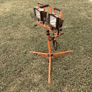 Tripod Floodlights outside/inside for Sale in Newport News, VA