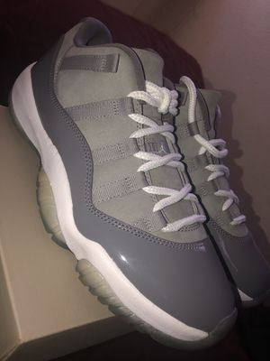 Jordan 11s cool greys for Sale in Chino, CA