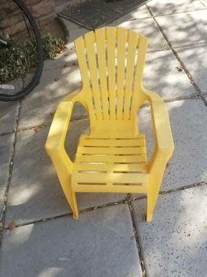 Kids outside chair for Sale in Scottsdale, AZ
